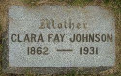 Clara Fay Johnson