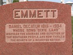 Dan Emmett