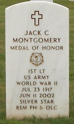 Jack Cleveland Montgomery