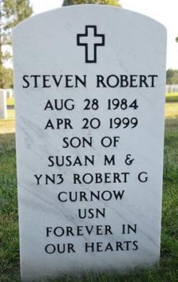 Steven Robert Curnow