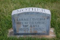 Sarah Lovenia <i>Bullock</i> Beard