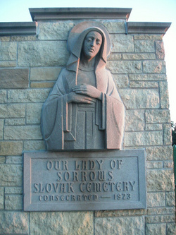 Our Lady of Sorrows Slovak Cemetery