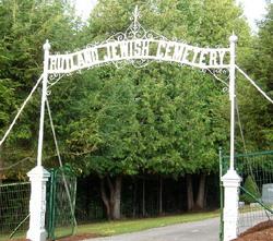 Rutland Jewish Cemetery