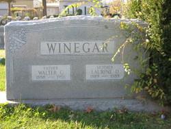 Anna Laurine <i>Doxey</i> Winegar