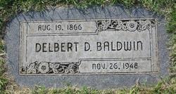 Delbert Daniel D. D. Baldwin