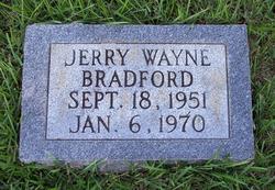 Jerry Wayne Bradford