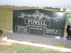 Harold R Powell
