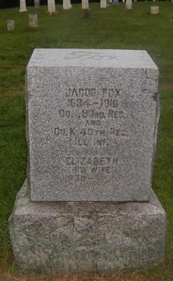 Elizabeth Libby <i>Miller</i> Fox
