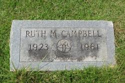 Ruth <i>Milstead</i> Campbell