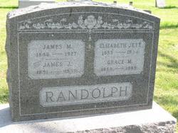 Elizabeth G <i>Jett</i> Randolph
