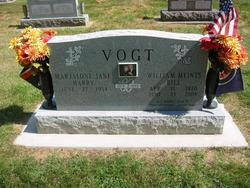 William Meints Bill Vogt