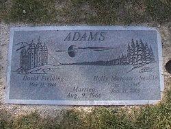 Holly Margaret <i>Neville</i> Adams