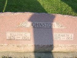 Elizabeth Jane <i>McCaw</i> Johnston