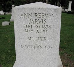 Ann <i>Reeves</i> Jarvis