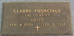 Corp Claude Pourciaux
