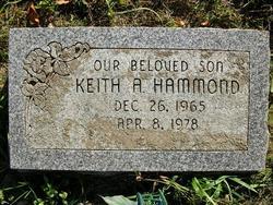 Keith A Hammond