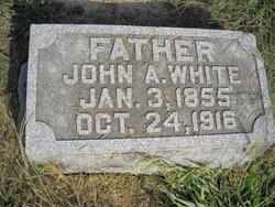John Albert White