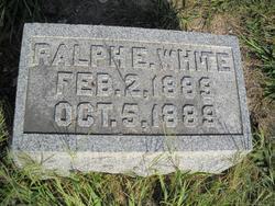 Ralph Emerson White