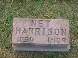 Pernesia Nettie Net <i>Washam</i> Harrison