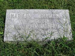 Hannah A <i>Chambers</i> Monroe