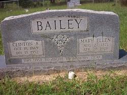 Clinton Alexander Bailey