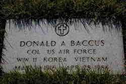 Donald Arthur Baccus