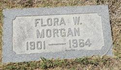 Flora W Morgan