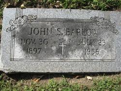 John S Barlow