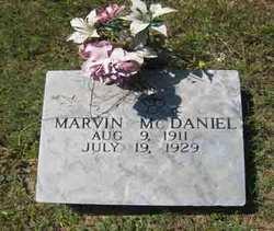 Marvin McDaniel