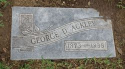 George D. Ackley