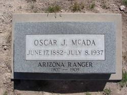 Oscar Jeffries McAda