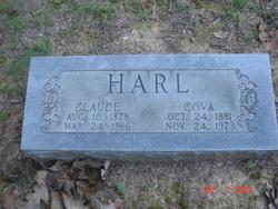 Claude Bluford Harl