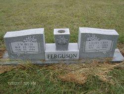 Clois Faye <i>McClanahan</i> Ferguson