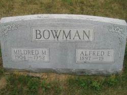 Alfred Everette Bowman
