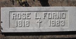 Rose Lucille <i>Mariani</i> Forno