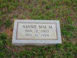 Nannie Mae Boiter