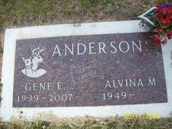 Alvina M Anderson
