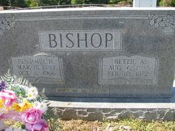 Benjamin Harris Bishop