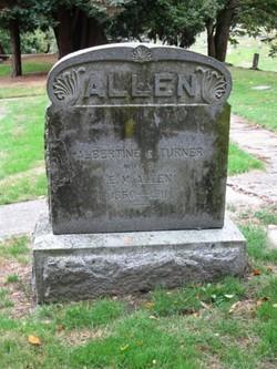 Albertine G. <i>Turner</i> Allen