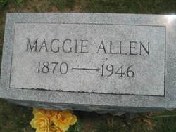Maggie <i>Mellon</i> Allen