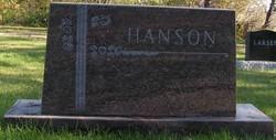 Olaf Hanson