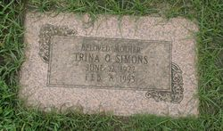 Trina O. Simons