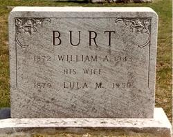 Lula M. <i>Seely</i> Burt