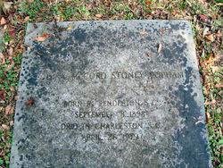 Mrs Louisa McCord <i>Stoney</i> Popham