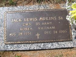 Jack Lewis Adkins, Sr