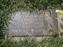 Clair Edgar Carrick, Sr
