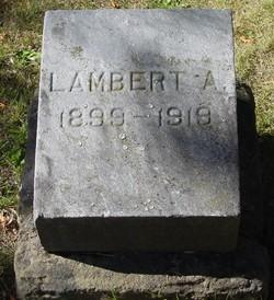 Lambert Allen Caraway