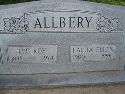 Lee Roy Allbery