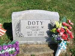 George W <i>Short</i> Doty