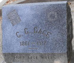 C. C. Gage